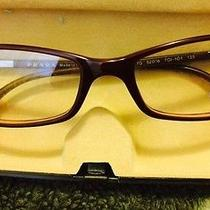Prada Glasses Vpr 17g  Photo