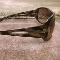 Prada Grey Tortoise Print Sunglasses  Photo