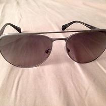 Prada Gunmetal Sunglasses Spr51q Photo