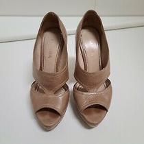 Prada Heel Peep to Size 6 Photo