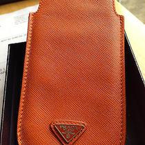 Prada Iphone 5 Case 100% Authentic Rrp 110 Photo
