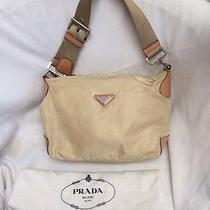 Prada Ladies Beige Handbag Photo