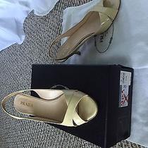 Prada Ladies Dress Shoes  8.5 Photo