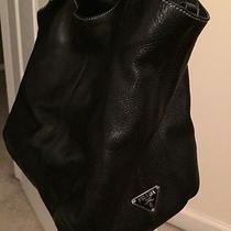 Prada Leather Handbag Photo