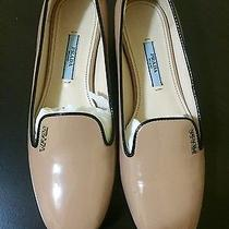 Prada Leather Loafer Flats  Photo