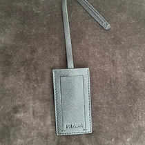 Prada Luggage Tag Photo