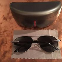 Prada Men's Aviator Sunglasses Photo