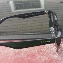 Prada Men's Sunglasses Black Photo
