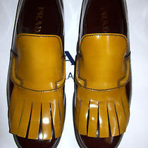 Prada Men Shoes - Two-Colored - New -  Photo