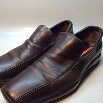 Prada Mens Shoes Size 12.5 Photo