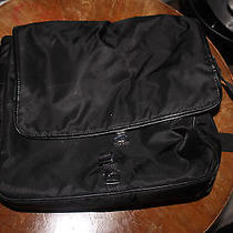 Prada Messenger Bag/laptop Bag Photo