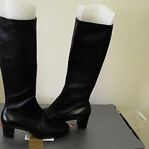 Prada Milano Boots New With Box Size 36.5 Euro  Photo