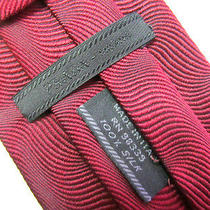 Prada - Milano Men's 100% Silk Necktie Tie (7386) - Made in Italy Photo