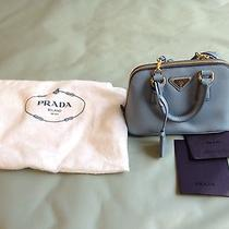 Prada Mini Baby Blue Photo