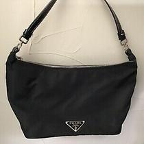 Prada Nylon Mini Bag Black Photo