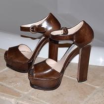 Prada Platform Shoes Photo