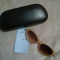 Prada Retro Eyesglass New With Certificate Photo