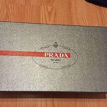 Prada Shoe Box Boxes Men's Womans Loafers Sneakers Boots  Photo