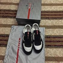 Prada Shoes 9uk - 10us Like Nwe Condition Photo