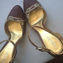 Prada Shoes Fabulous Size 41...slightly Used Photo