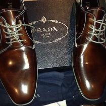 Prada Shoes Hand  Made in Italy Size 9 U.s. Prada 8 Photo