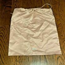 Prada - Soft Satin Drawstring Dust Bag - Shoe Purse Hand Bag - 13