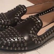 Prada Spiked Shoes Photo