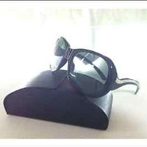 Prada Spr09l Black Sunglass Photo
