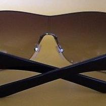 Prada Sunglass. Unisex Shield Style. Photo