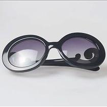Prada Sunglasses Black Photo