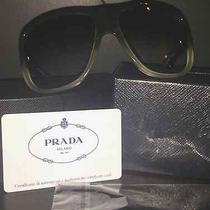 Prada Sunglasses Model Spr01m Women's Photo
