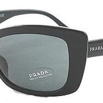 Prada Sunglasses Opr03ns Black 1ab1a1 Buy Here 4 Less So Hot Look Hot Photo