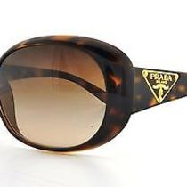 Prada Sunglasses Pr 27ls 2au6s1 Havana 57mm Photo