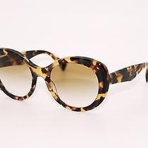 Prada Sunglasses Spr 12p - Jackie O - 54-20-140mm Photo