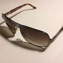 Prada Sunglasses Spr 51l Tobacco Brown Gradient Lens 8ae-6s1 Free Shipping Photo