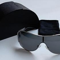 Prada Sunglasses Spr 57l Black 1bc-1a1-120 3n Photo