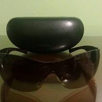 Prada Sunglasses Spr 58f Photo