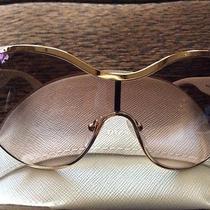 Prada Sunglasses Spr 820 White  Photo
