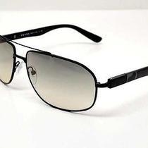 Prada Sunglasses Spr57n Black/gray Gradient Photo