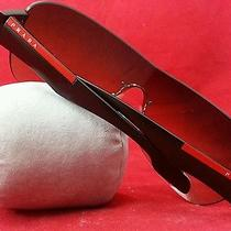 Prada Sunglasses Sps 05n Burgundy Pre-Owned  Photo