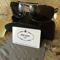 Prada Sunglasses - Sps 52n - Excellent Condition Photo