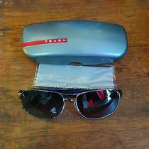 Prada Sunglasses Sps 58n Photo