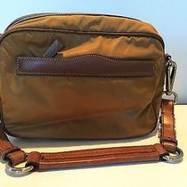 Prada Tessuto Brown Camera Bag Photo