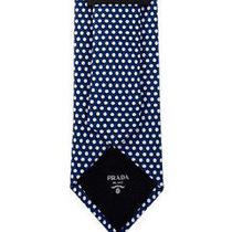 Prada Tie Ucr48 Blue Photo