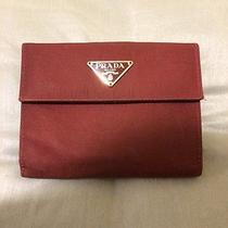 Prada Wallet Photo