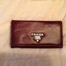 Prada Wallet Photo