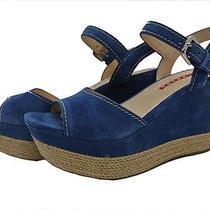 Prada Wedge Sandals Photo