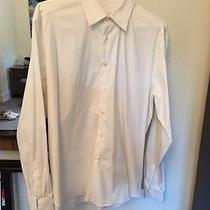 Prada White Dress Shirt Photo