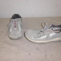 Prada Women's Gray Walking  Shoes Size 7 Us 37 Eu Photo