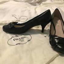 Prada Women's Shoes Size 38 Photo